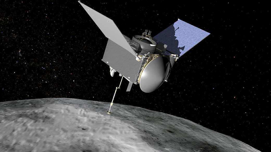 NASA Asks for Help in Keeping Safe its OSIRIS-REx Probe